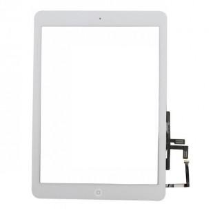 iPad Air Touchscreen Glass Digitizer White Pre-Assembled (A1474, A1475, A1476)