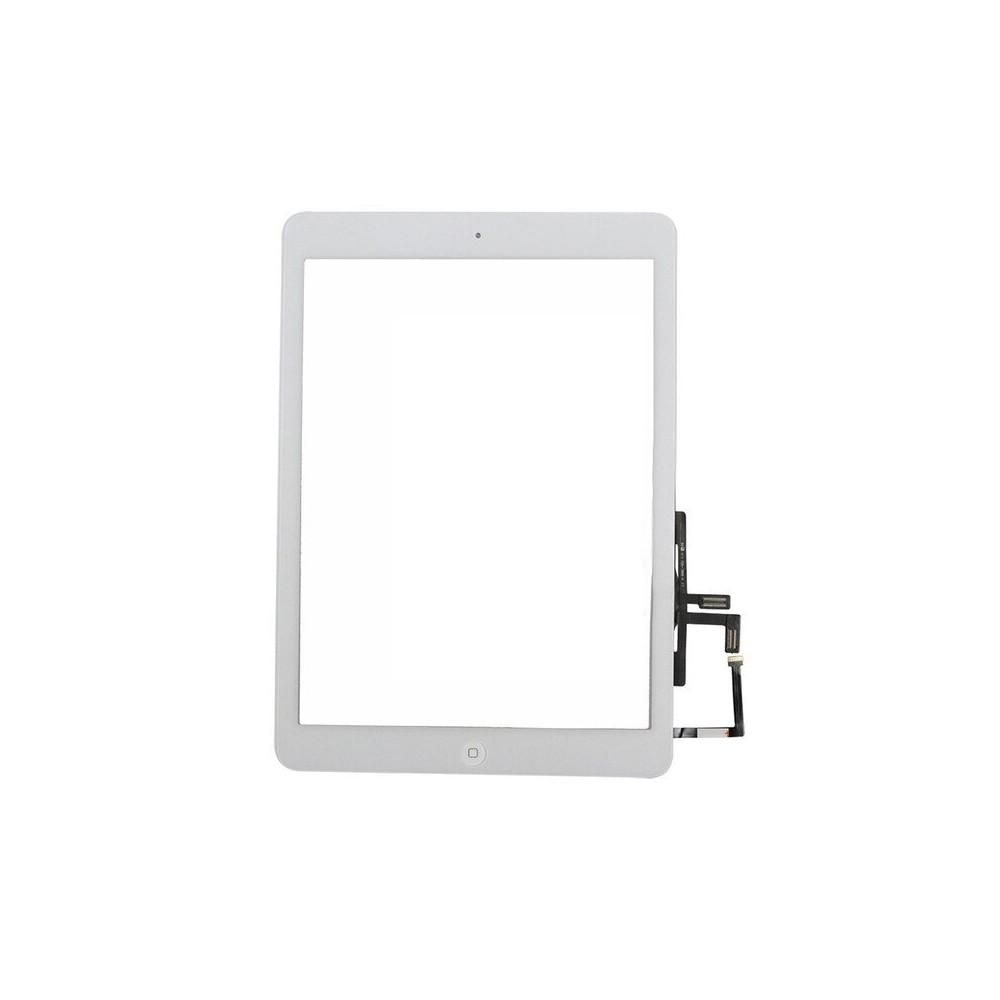 iPad Air Touchscreen Glas Digitizer OEM Weiss Vormontiert