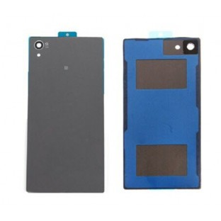 Sony Xperia Z5 Compact Backcover Rückschale mit Kleber Schwarz