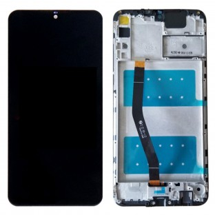Huawei Honor 8X Max Replacement Display with Frame LCD Digitizer Black