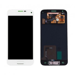 Replacement Display Samsung Galaxy S5 Mini AMOLED LCD Digitizer White