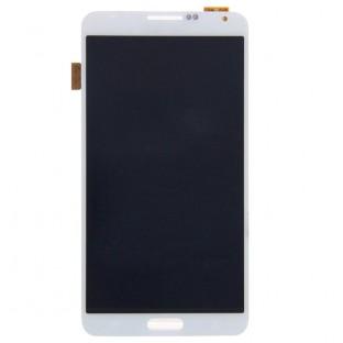 Sostituzione display Samsung Galaxy Note 3 Neo Mini AMOLED LCD Digitizer Bianco