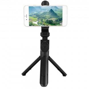 Selfie Tripod / Selfie Stick mit Bluetooth Fernbedienung