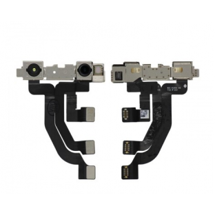 Front Camera for Apple iPhone X with Face ID Flex Cable (A1865, A1901, A1902)