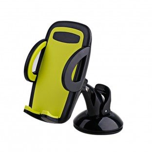 Car mobile phone holder universal for mounting on the windshield