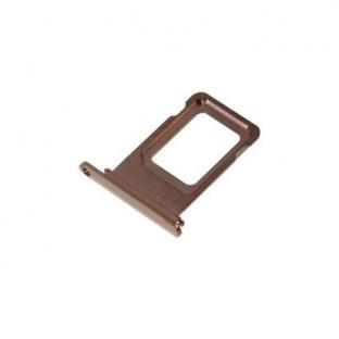 Sim Tray Karten Schlitten Adapter für iPhone Xs Max Gold