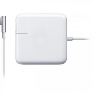Power supply for MacBook Pro / Air 45W MagSafe 1 with L-connector (models A1237, A1269, A1270, A1304, A1369, A1370)