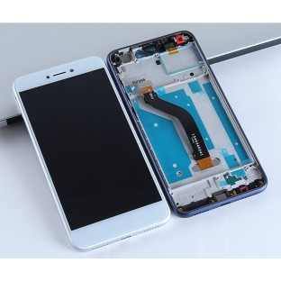 Ersatzdisplay LCD Digitizer für Huawei Honor 8 Lite Weiss