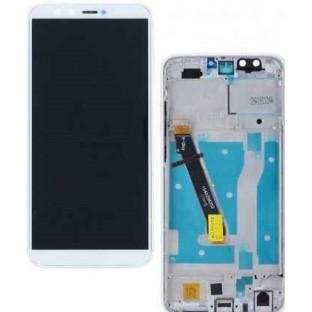 Ecran LCD de remplacement pour Huawei Honor 9 White