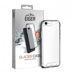 Eiger Apple iPhone SE (2020) / 8 / 7 / 6s / 6 Hard-Cover Glacier Case transparent (EGCA00161)
