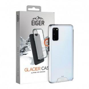 Eiger Samsung Galaxy S20 Plus Hard-Cover Glacier Case transparent (EGCA00192)
