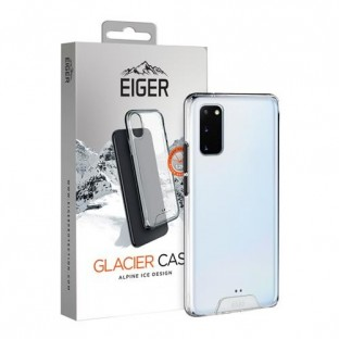 Eiger Samsung Galaxy S20 Hard-Cover Glacier Case transparent (EGCA00194)