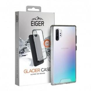 Eiger Samsung Galaxy Note 10 Plus Hard-Cover Glacier Case transparent (EGCA00164)