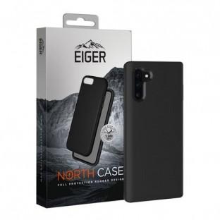 Eiger Galaxy Note 10 North Case Premium Hybrid Schutzhülle Schwarz (EGCA00149)