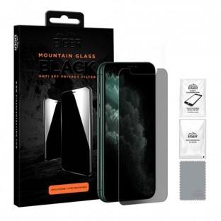 Eiger Apple iPhone 11 Pro Max 3D Privacy Display Schutzglas für die Nutzung mit Hülle geeignet (EGMSP00114)