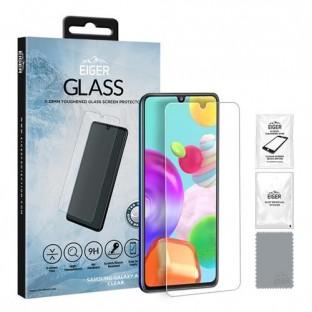 "Eiger Samsung Galaxy A41 Display-Schutzglas ""2.5D Glass clear"" (EGSP00596)"
