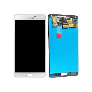 Samsung Galaxy Note 4 LCD Digitizer Front Replacement Display White