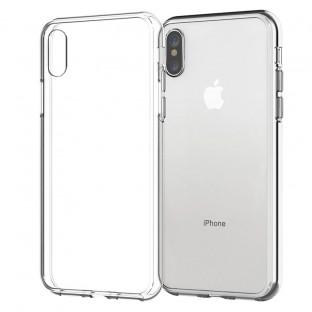 Schutzhülle transparent für iPhone XS / X
