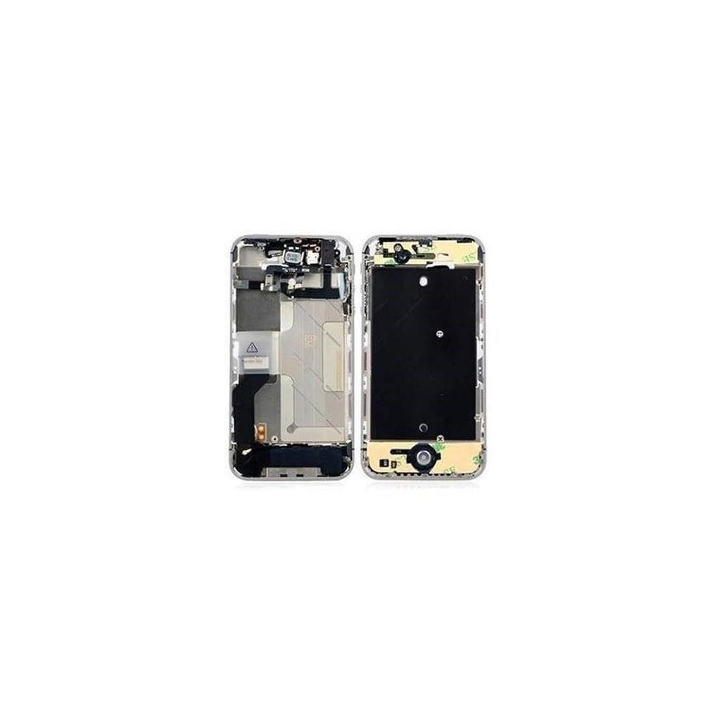 iPhone 4 Mittelrahmen Gehäuse Vormontiert