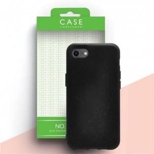 Case 44 ökologisch abbaubares Backcover für iPhone SE (2020) / 8 / 7 Schwarz (CFFCA0315)
