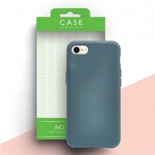 Case 44 ökologisch abbaubares Backcover für iPhone SE (2020) / 8 / 7 Blau (CFFCA0314)