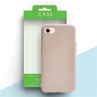 Case 44 ökologisch abbaubares Backcover für iPhone SE (2020) / 8 / 7 / 6S / 6 Pink (CFFCA0312)