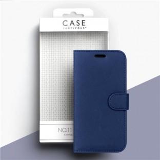 Case 44 faltbare Hülle mit Kreditkarten-Halterung für das iPhone SE (2020) / 8 / 7 Blau (CFFCA0139)
