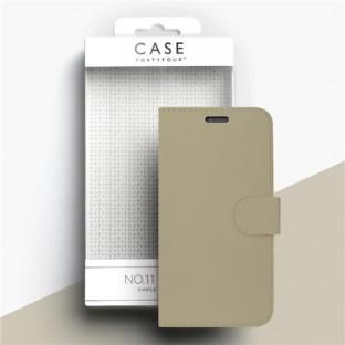 Case 44 faltbare Hülle mit Kreditkarten-Halterung für das iPhone SE (2020) / 8 / 7 / 6S / 6 Grau (CFFCA0137)