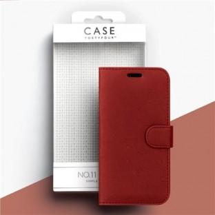 Case 44 faltbare Hülle mit Kreditkarten-Halterung für das iPhone SE (2020) / 8 / 7 Rot (CFFCA0136)