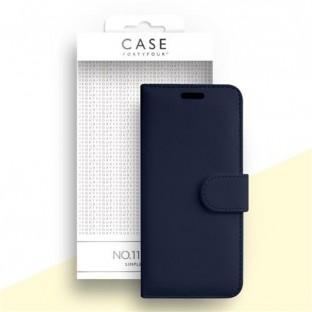 Case 44 custodia pieghevole con porta carte di credito per il Samsung Galaxy S20 Ultra Blue (CFFCA0370)