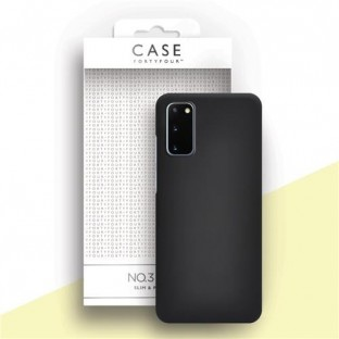 Case 44 Backcover ultra dünn Schwarz für Samsung Galaxy S20 (CFFCA0342)