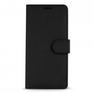 Case 44 foldable case with credit card holder for Samsung Galaxy Note 10 Black (CFFCA0233)