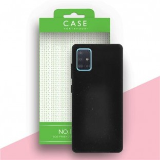 Case 44 Ecodegradable Backcover for Samsung Galaxy A51 Black (CFFCA0337)