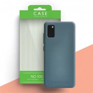 Case 44 ökologisch abbaubares Backcover für Samsung Galaxy A41 Blau (CFFCA0444)
