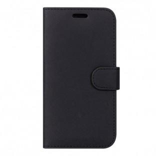 Case 44 faltbare Hülle mit Kreditkarten-Halterung für das Huawei Mate 20 Lite Schwarz (CFFCA0127)