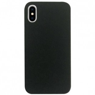 Case 44 Backcover ultra dünn Schwarz für iPhone Xs Max (CFFCA0118)