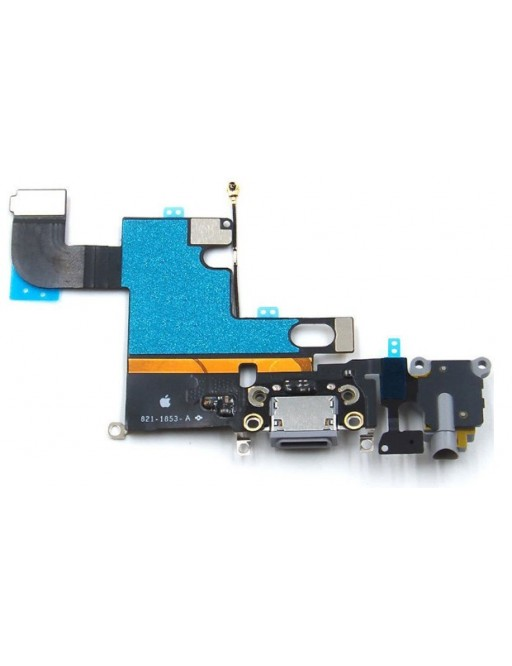 iPhone 6 Ladebuchse / Lightning Connector Grau