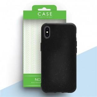 Case 44 ökologisch abbaubares Backcover für iPhone XS / X Schwarz (CFFCA0309)