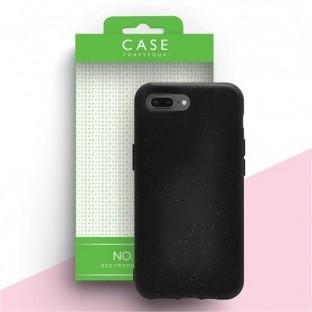 Case 44 ökologisch abbaubares Backcover für iPhone 8 Plus / 7 Plus Schwarz (CFFCA0311)
