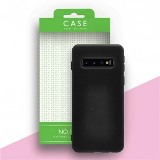 Case 44 Ecodegradable Backcover for Samsung Galaxy S10 Black (CFFCA0293)