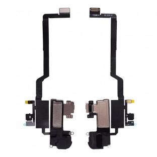 iPhone X Ohrmuschel Hörer Lautsprecher mit Flex Kabel vormontiert (A1865, A1901, A1902)