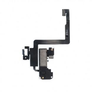 haut-parleur pour iPhone 11 Pro avec câble flexible préassemblé (A2160, A2217, A2215)