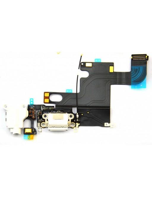 prise de charge de l'iPhone 6 / Connecteur Lightning Blanc