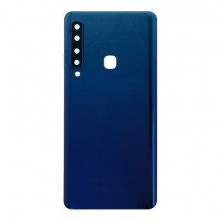 Samsung Galaxy A9 (2018) Backcover Battery Cover Back Shell Blue with Camera Lens and Adhesive