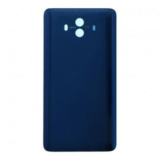Huawei Mate 10 Backcover Akkudeckel Rückschale Blau mit Kleber