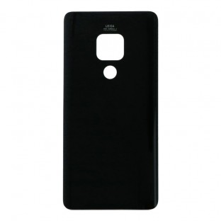 Huawei Mate 20 Backcover Akkudeckel Rückschale Schwarz mit Kleber