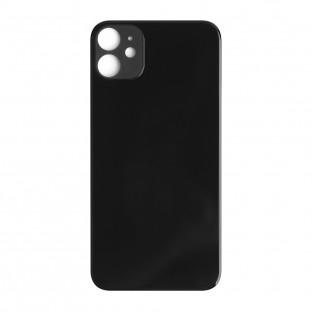 """iPhone 11 Backcover Akkudeckel Rückschale Schwarz """"Big Hole"""" (A2111, A2223, A2221)"""