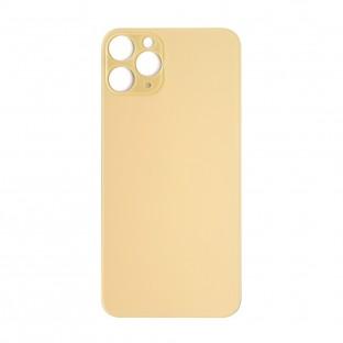 """iPhone 11 Pro Max Couvercle arrière de batterie Coque arrière or """"Big Hole"""" (A2161, A2220, A2218)"""
