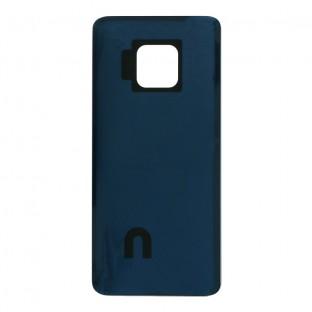 Huawei Mate 20 Pro Backcover Akkudeckel Rückschale Blau mit Kleber