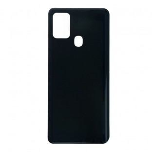 Samsung Galaxy A21s Backcover Battery Cover Back Shell Black with Adhesive